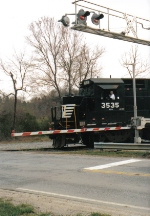 P90 at Penrose Crossing